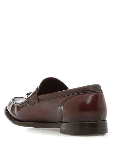 %100 Deri Loafer Ayakkabı-Officine Creative